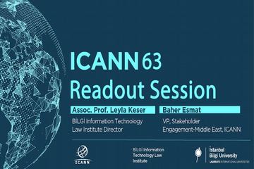 ICANN63 Readout Session